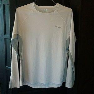 "New Mens Columbia PFG /""Midway Bay/"" Knit Omni-Freeze Zero Omni-Shade Shirt Top"
